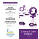 Folder GT Relações de Gênero e Psicologia