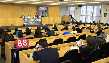"""CRP-03 participa do seminário """"A desconstrução da lógica manicomial – construindo alternativas"""""""