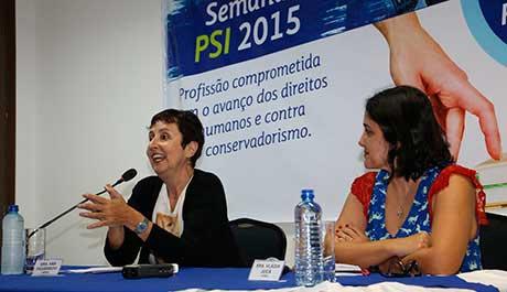 Debate sobre clínica e política abre a Semana PSI 2015