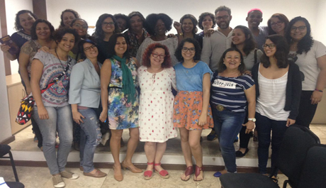 Aula inaugural discute políticas públicas para as mulheres em situação de violência