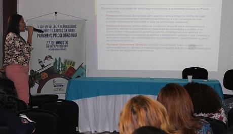 Evento de orientação sobre elaboração de documentos psicológicos reúne cerca de 60 pessoas em Salvador