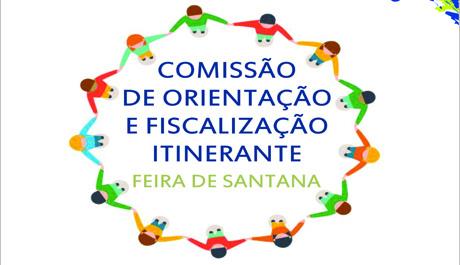 COF Itinerante vai à Feira de Santana
