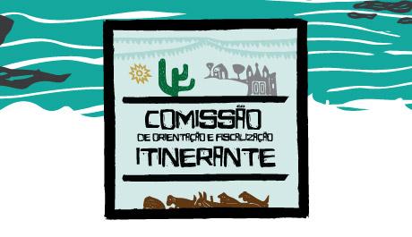 Cof tem atividades no interior do estado até março de 2018