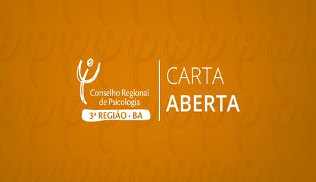 Carta pública de reivindicação ao CFP para que dê visibilidade às produções sobre mulheres e gênero no site www.cfp.org.br