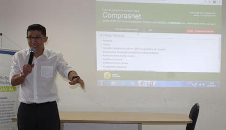 CFP promove curso para pregão eletrônico