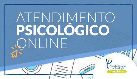 Informe sobre atendimento on-line