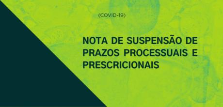 Comissão de Ética do CRP-03 suspende prazos processuais até o dia 03/05/2020