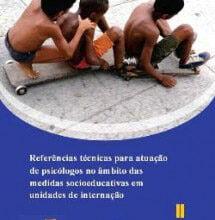 2010 Medidas Socioeducativas em Unidades de Internação