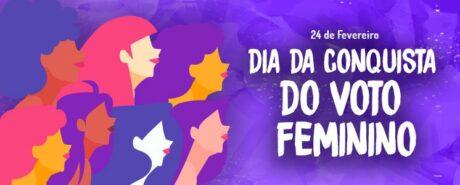 Conquista do voto é marco na luta pelos direitos das mulheres