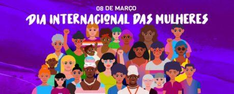 8 de março é marco histórico na luta das mulheres