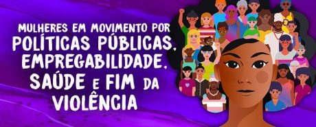 Campanha do CRP-03 para o mês de março traz discussão sobre direitos das mulheres