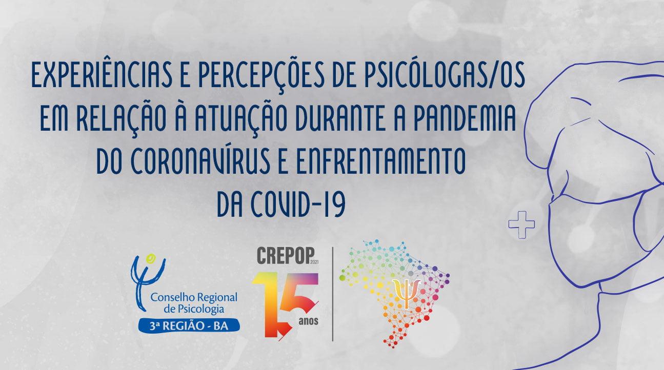 Relatório COVID19 Psicologos