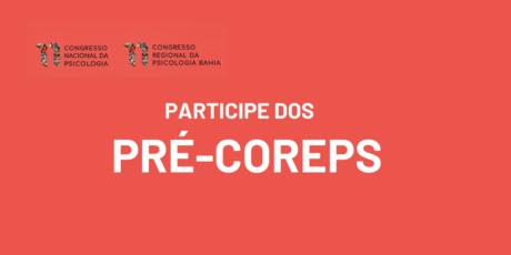 CRP-03 inicia PRÉ-COREPS na Bahia